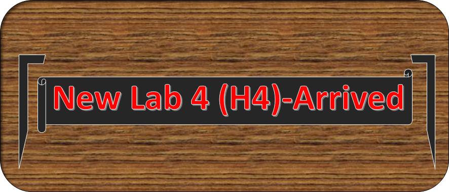 Lab4 (H4) – Arrived