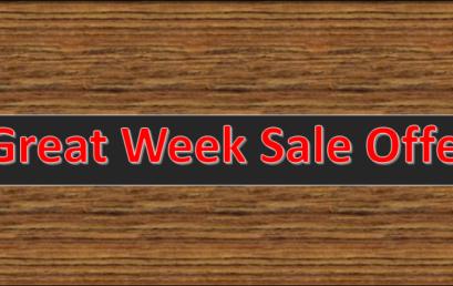 Great Discount Sale Week