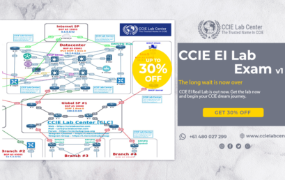 CCIE LAB DUMPS @ 30% Offer for First 15 Buyers